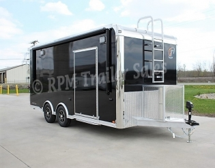 20' inTech Aluminum Race Trailer