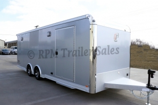 24' inTech Aluminum Car Hauler