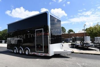 24' inTech Aluminum Stacker Trailer