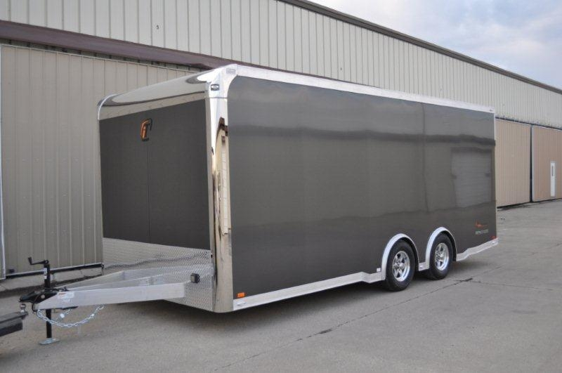 20 Custom Aluminum Intech Trailer Rpm Trailer Sales