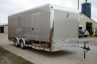 22' inTech Aluminum Trailer