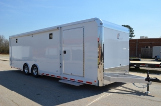 28' Aluminum inTech Trailer