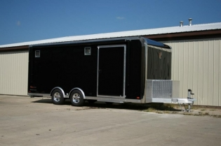 20' Custom inTech Aluminum Trailer