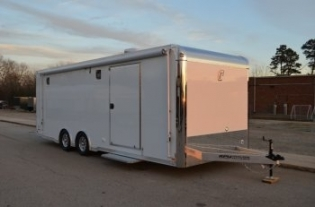 24' inTech Aluminum Trailer