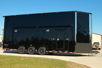 30' inTech Stacker Trailer