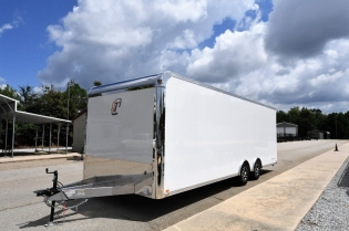 24' inTech Lite Series Car Hauler