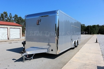 22' inTech Car Trailer with Full Access Escape Door