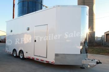 26' inTech Motor Coach Stacker Trailer